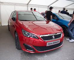 peugeot sport cars 308 gti by peugeot sport better than golf and focus rivals