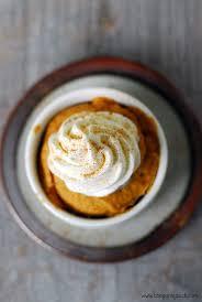Toaster Oven Cake Recipes Microwave Pumpkin Mug Cake Recipe The Gunny Sack