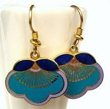 laurel burch earrings laurel burch deco earrings from faithandfranny deco zo