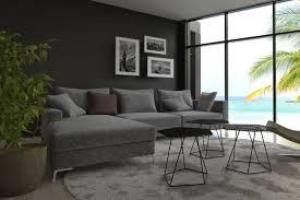 wandgestaltung grau graue wandfarbe der edle trend an der wand graue wände mit stil