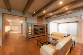 Peaceful Asian Living Room Interiors Designed For Comfort - Asian living room design