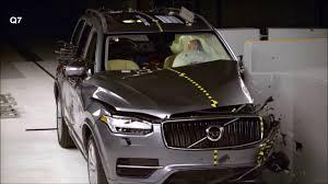 bugatti crash test 2018 volvo xc60 aces iihs and euro ncap crash tests news the