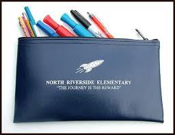 pencil bag pen pencil school bag