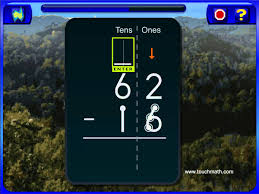 touchmath software 2nd grade disc 2 subtraction two digit