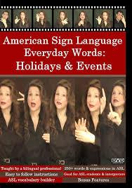 amazon com american sign language everyday words activities