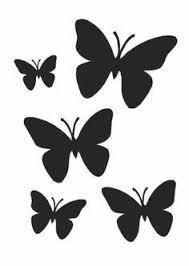 stencils de mariposas para imprimir buscar con black