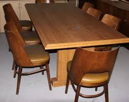 Oak Meeting Table Used Tables Triangle Office Equipment