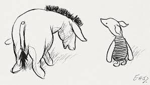 original winnie pooh drawings flickr