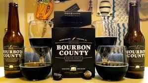 Bourbon County Backyard Rye Goose Island Bourbon County Brand Stout 2012 Vs 2013 Vintage Djs
