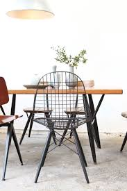 eames wire side table wire chair dkw charles ray eames on ply com