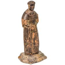 small lime wood carving c 1550 contiental from bunting