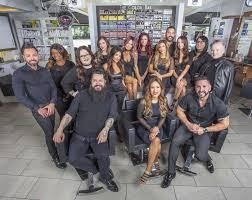 monaco salon artists and staff at monaco hair salon in tampa