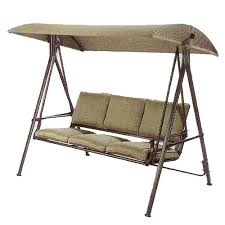 lowes patio swing lowes milan collection swing replacement canopy 139770 30 126577