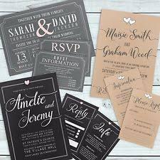 rsvp cards for wedding wedding rsvp cards ebay