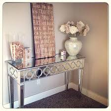 Console Entry Table Entryway Mirror And Table U2013 Designlee Me
