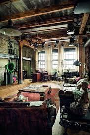 Industrial And Rustic Designs Resurfaced Rustic Loft Furniture Artenzo
