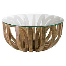 Zanui Side Table Lotus Coffee Table Large By Alexander Santorini Zanui