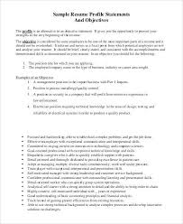 winsome inspiration hr resume objective 8 human resources for how