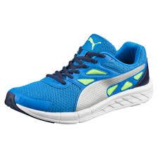 puma driver men u0027s running shoes puma neutral electric blue
