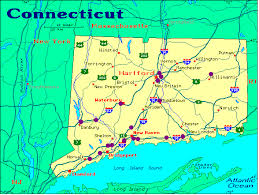 connecticut on map resources betty c