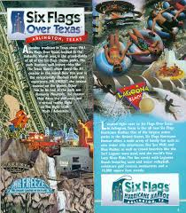 Six Flags Hurricane Harbor Texas Coupons Six Flags Great Adventure U0026 Wild Safari 2010 Guide