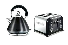 Morphy Richards Accent Toaster Copper Beer Kettle Morphy Richards Metallic Accents Kettle And