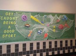 Classroom Soft Board Decoration Ideas 84 Best Cafeteria Ideas Images On Pinterest Cafeteria Bulletin