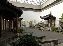 Interior Courtyard Lesson Plan The Astor Chinese Garden Court The Metropolitan