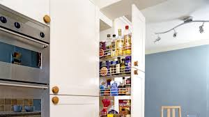 How To Organize A Pantry With Deep Shelves by 8 Small Pantries That Are Big On Storage