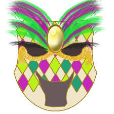 madi gras mask how to make a mardi gras mask