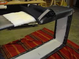 fabrication canapé canapé éclairage led sur mesure at lamanodeco