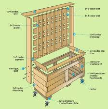 Small Wooden Box Plans Free by Best 25 Planter Box Plans Ideas On Pinterest Wooden Planter