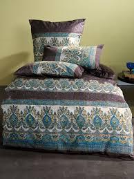 pillowcase with paisley pattern michelle granfoulard by bassetti