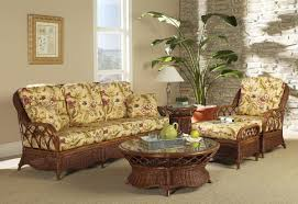 Rattan Living Room Furniture Living Room Design And Living Room Ideas - Family room set