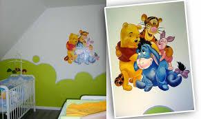 deco chambre winnie l ourson murale winnie l ourson