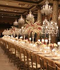 wedding tables wedding trends strictly tables the magazine the