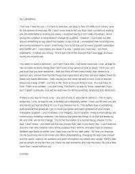 trust love letter letter idea 2018