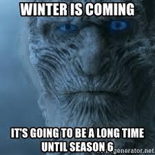 White Walker Meme - game of thrones white walker meme generator
