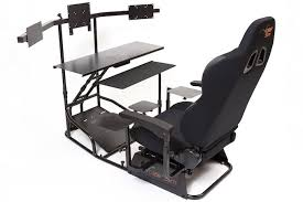 Racing Simulator Chair Best Racing And Flight Simulator Cockpits High Ground Gaming