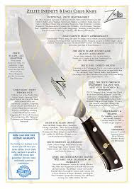 zelite infinity chef knife 8 inch alpha royal series best