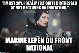 Maleficent Meme - maleficent starring marine le pen maleficent meme on memegen