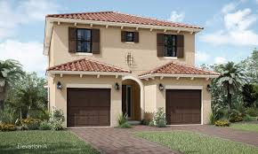 One Floor Homes Camden Two Story House In Tamarac U2013 Manor Parc 13th Floor Homes