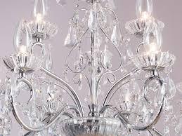 Small Crystal Chandelier For Bathroom Chandelier Lighting Lovely Mini Crystal Chandelier On Home