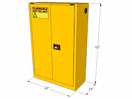 flammable cabinet storage guidelines flammable storage cabinet self closing doors 45 gallons
