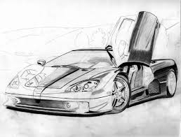 supercar drawing ssc ultimate aero drawing art amino