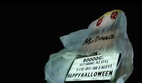 spirit halloween returns burger king in rego park gets into the halloween spirit by