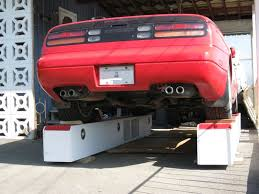 diy build your own car ramps corvetteforum chevrolet