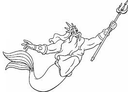 mermaid coloring pages pearl oyster coloringstar
