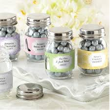 jar favors personalized mini jar wedding favors bridal shower party gift