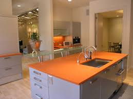 Orange Kitchens by Gallery Dci Home Resource